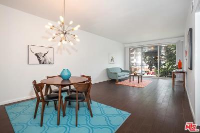 Condo/Townhouse For Sale: 400 South La Fayette Park Place #201