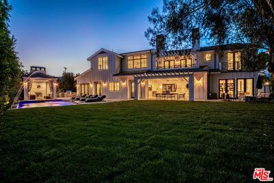 Pacific Palisades Single Family Home For Sale: 1062 Maroney Lane