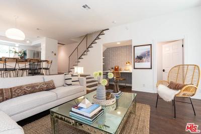Studio City Condo/Townhouse For Sale: 11913 Laurelwood Drive #3