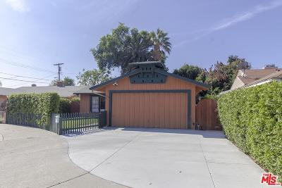 Single Family Home For Sale: 13726 Leadwell Street