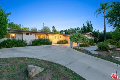 Woodland Hills Single Family Home For Sale: 4432 Brookford Avenue