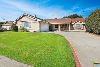 Camarillo Single Family Home For Sale: 1843 Sorrel Street