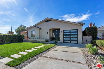 Los Angeles Single Family Home For Sale: 2947 Greenfield Avenue