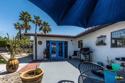 Palm Springs Single Family Home For Sale: 2550 East Verona Road