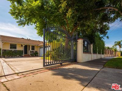 Single Family Home For Sale: 13760 Wyandotte Street
