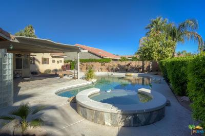 Cathedral City Single Family Home Active Under Contract: 69575 Siena Court