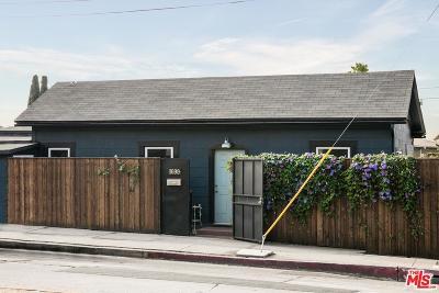 Single Family Home For Sale: 1699 Griffith Park Boulevard