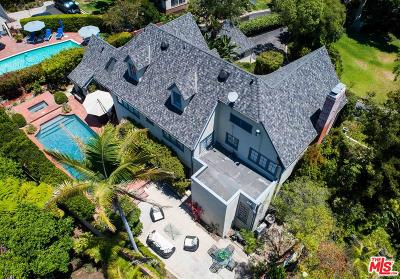 Los Angeles CA Single Family Home For Sale: $3,495,000