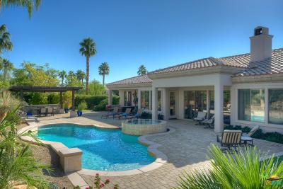 Rancho Mirage Single Family Home For Sale: 44 Camino Real