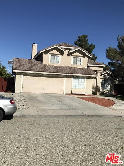 Palmdale Single Family Home For Sale: 5805 Lighthouse Lane