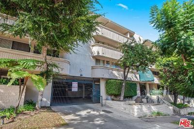 Los Angeles Condo/Townhouse For Sale: 11645 Montana Avenue #127