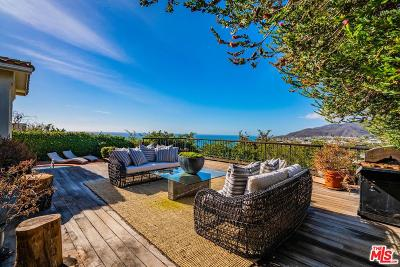 Pacific Palisades Single Family Home For Sale: 221 Tranquillo Road