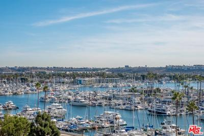 Marina Del Rey Condo/Townhouse For Sale: 4314 Marina City Drive #528