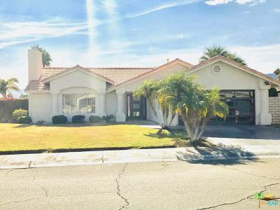 Cathedral City Single Family Home For Sale: 68875 Panorama Road