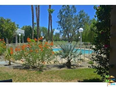 Cathedral City Condo/Townhouse For Sale: 67232 West Chimayo Drive