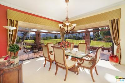 Rancho Mirage Single Family Home Active Under Contract: 3 Princeton Drive