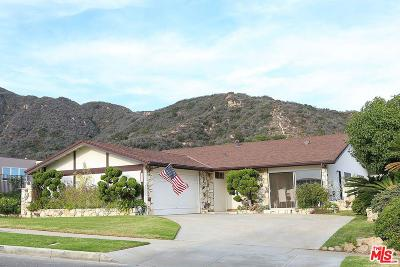 Los Angeles County Single Family Home For Sale: 3604 Surfwood Road