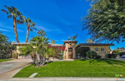 Palm Desert Single Family Home Active Under Contract: 12 Via Palmira