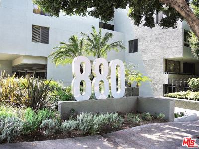 Los Angeles Condo/Townhouse For Sale: 880 West 1st Street #522