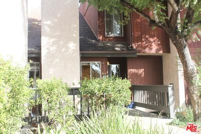 Culver City Condo/Townhouse For Sale: 4831 Maytime Lane