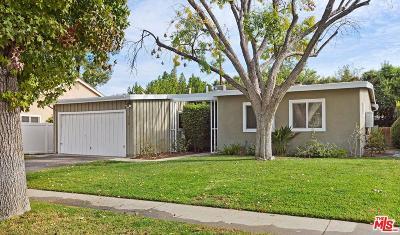 Encino Single Family Home Sold: 5700 Babbitt Avenue