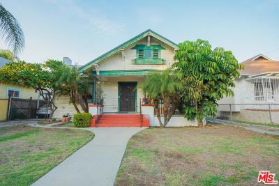 Single Family Home For Sale: 433 West 49th Street