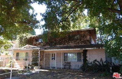 Granada Hills Single Family Home For Auction: 11323 Balboa