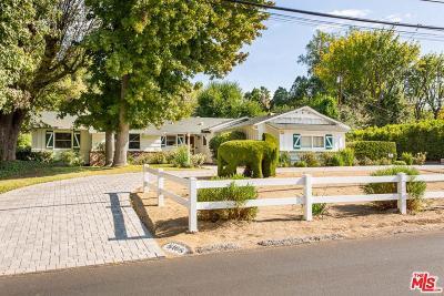 Woodland Hills Single Family Home For Sale: 5166 Kelvin Avenue