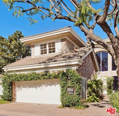 Los Angeles Single Family Home For Sale: 12337 Ridge Circle