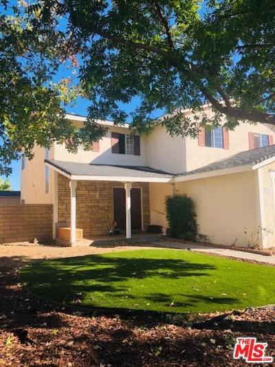 Saugus Single Family Home For Sale: 27754 Caraway Lane