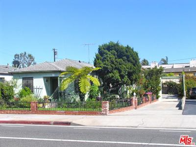 Los Angeles County Residential Income For Sale: 1044 Ocean Park #C
