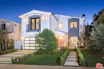 Pacific Palisades Single Family Home For Sale: 1027 Kagawa Street
