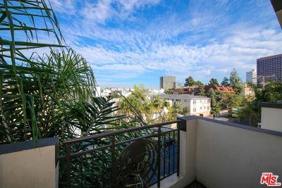 Los Angeles County Condo/Townhouse For Sale: 951 Granville Avenue #PH1