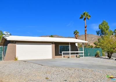 Desert Hot Springs Single Family Home For Sale: 9751 Santa Cruz Road
