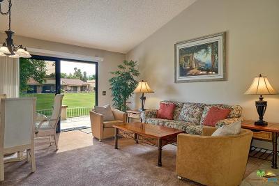 Palm Desert Condo/Townhouse For Sale: 40537 Pebble Beach Circle