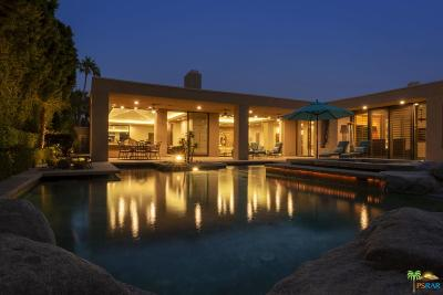 Rancho Mirage Single Family Home For Sale: 15 Evening Star Drive