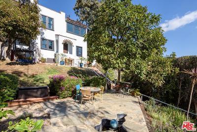 Single Family Home For Sale: 6139 Glen Alder Street