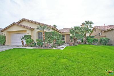 La Quinta Single Family Home For Sale: 79379 Paseo Del Rey