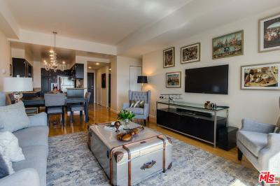 West Hollywood Condo/Townhouse For Sale: 1155 North La Cienega Boulevard #907