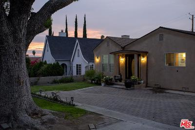 Burbank Single Family Home For Sale: 1433 East Alameda Avenue