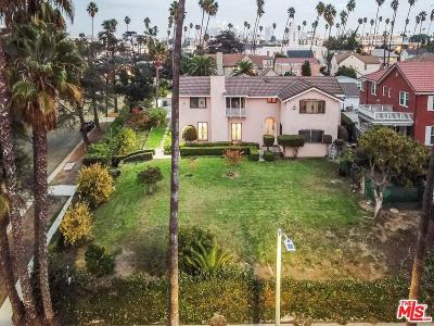 Los Angeles Single Family Home For Sale: 3250 Country Club Drive