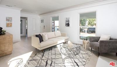 Los Angeles Single Family Home Active Under Contract: 3713 West Blvd