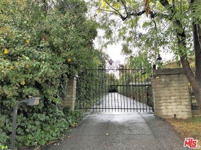 Encino Single Family Home For Sale: 5401 Encino Avenue