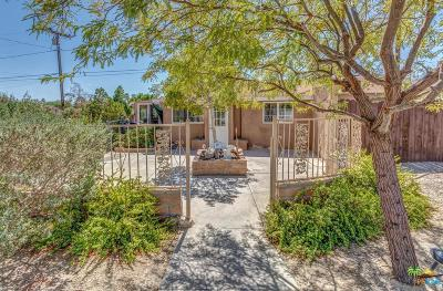 Desert Hot Springs Single Family Home For Sale: 66011 3rd Street