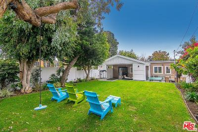 Cheviot Hills/Rancho Park (C08) Single Family Home For Sale: 10561 Clarkson Road