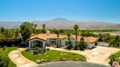 La Quinta Single Family Home For Sale: 81815 Mountain View Lane Lane