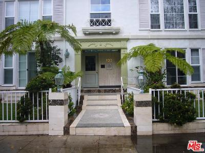 Beverly Hills Rental For Rent: 137 South Crescent Drive #8