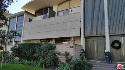 Los Angeles County Condo/Townhouse For Sale: 4801 La Villa Marina #C