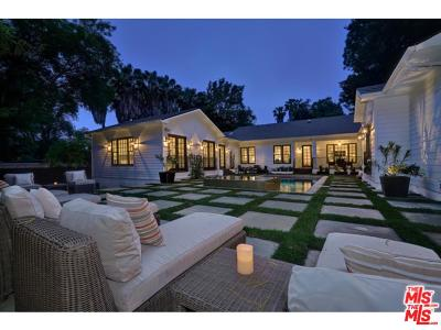 Studio City Single Family Home For Sale: 11902 Laurel Hills Road