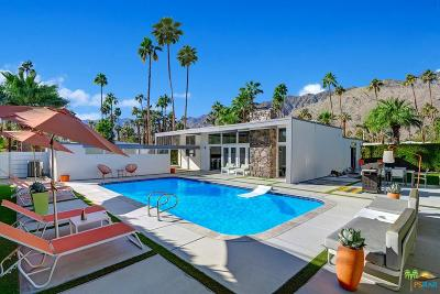 Palm Springs Single Family Home For Sale: 1008 East Apache Road